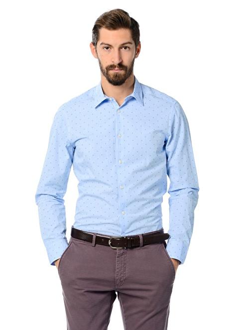 Ramsey Gömlek Mavi